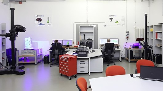 Lometec Scan Lab