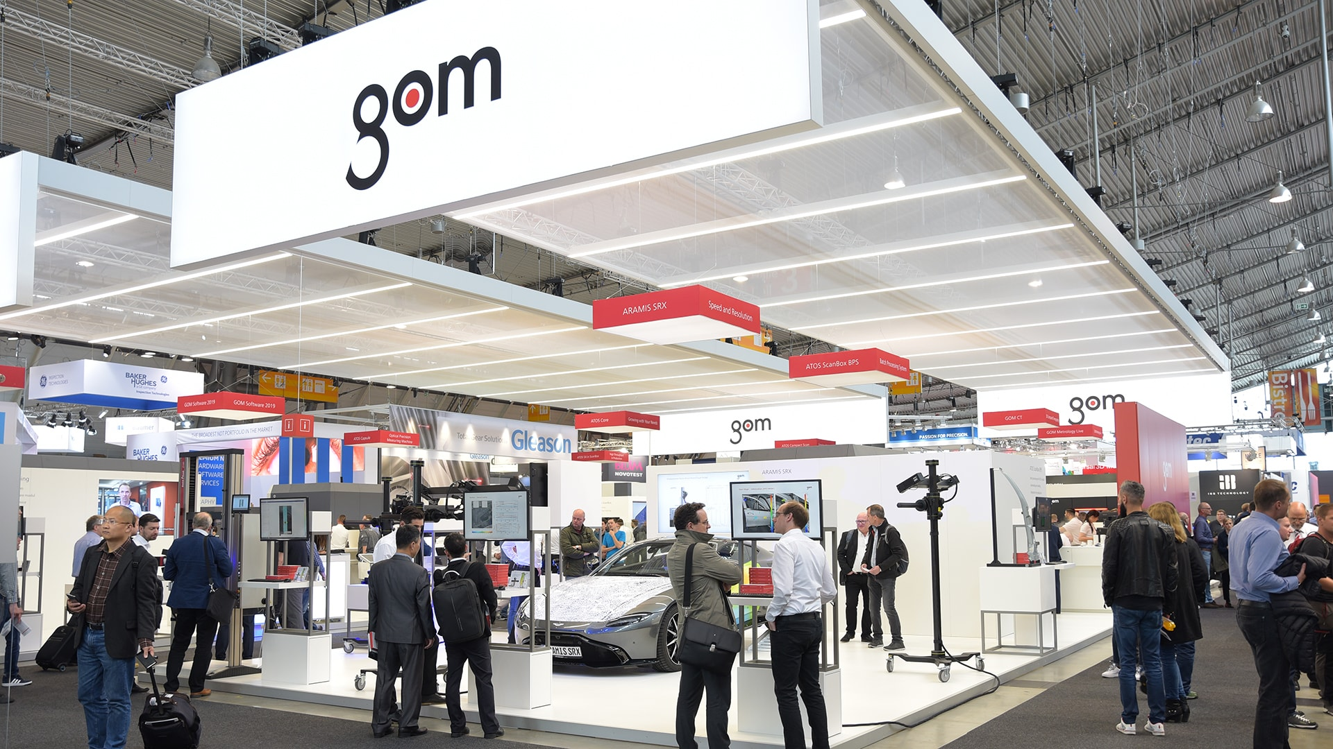 GOM Events Exhibition