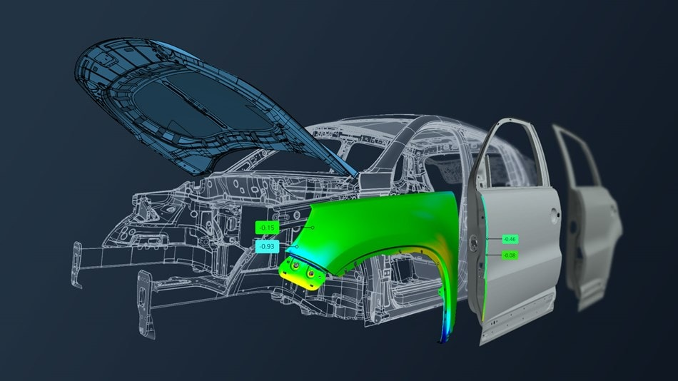 Automotive Series Production Digital Assembly