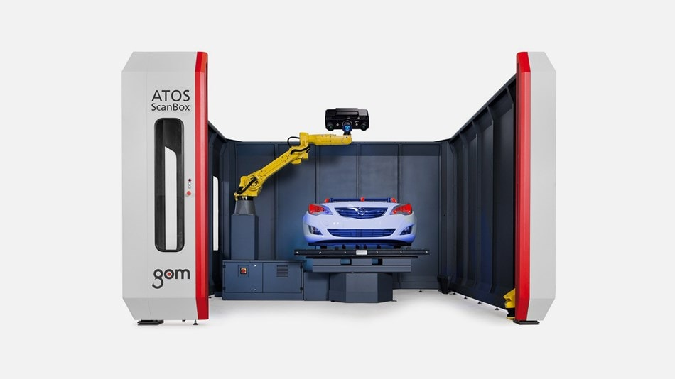 ATOS ScanBox Series 6 new System