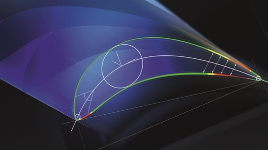 Single Airfoil Measurement and Inspection