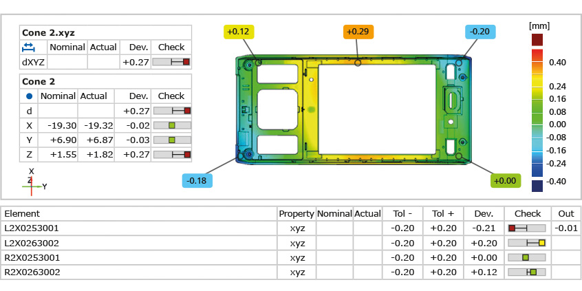 Templates Are Reusable, And Each Scene Saved In A Report Can Be Restored In  The 3D Window.